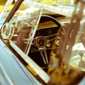 Wall Photograph Shelby Daytona 1964