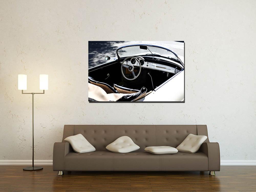 Wall Photographs 356 Porsche