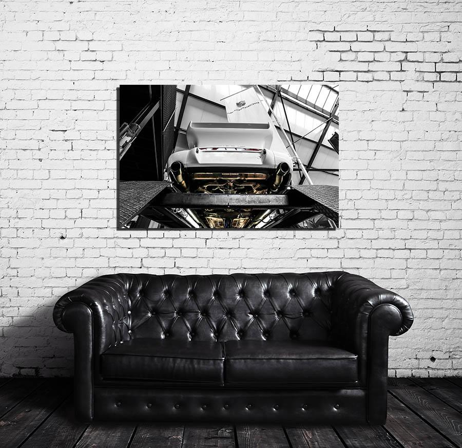 Wall Photographs 993 Porsche