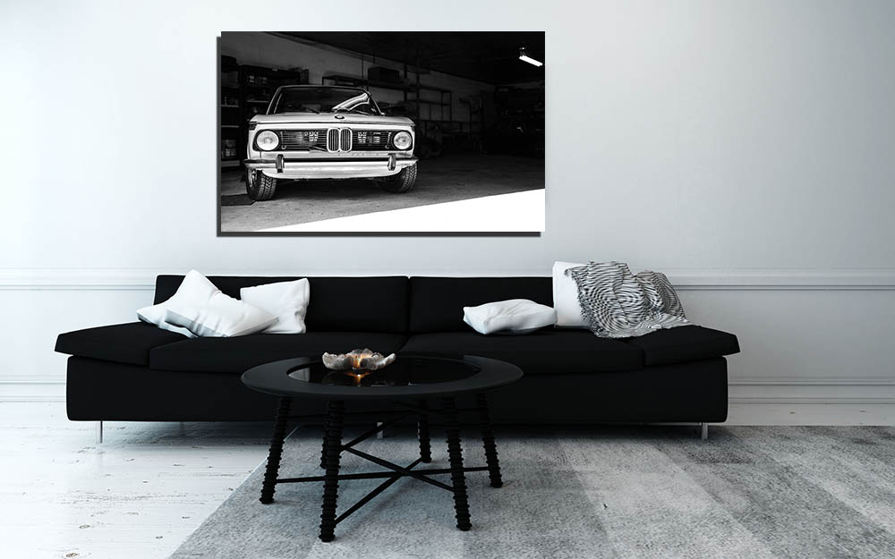 Wall Photographs BMW 2002 Touring
