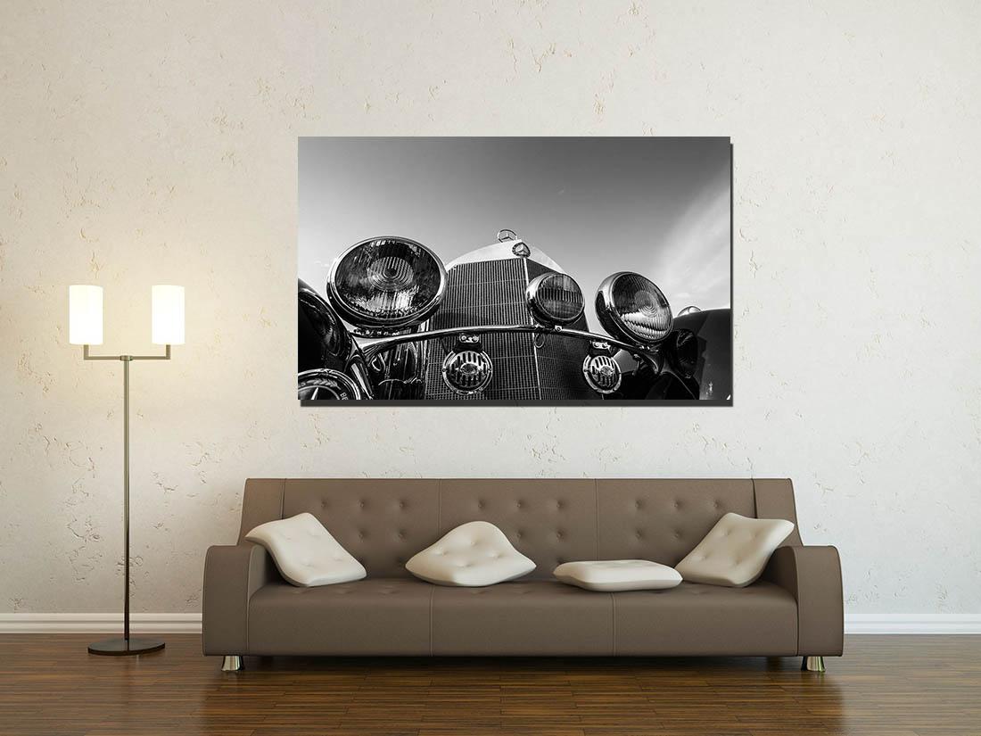 Wall Photographs Mercedes 540K