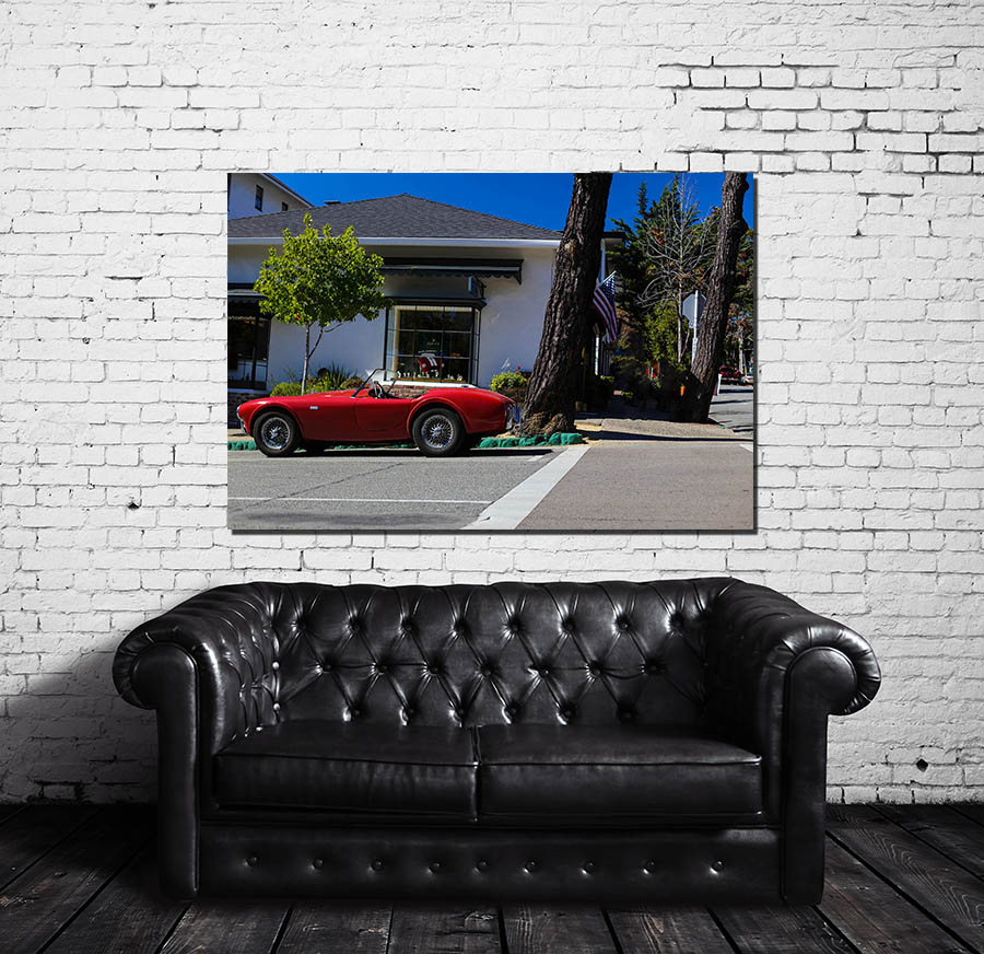 Wall Prints Ford Shelby Cobra