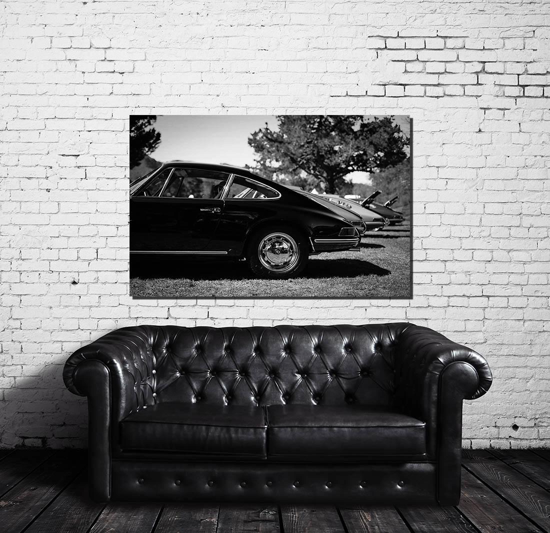 Walls Canvases Porsche 911