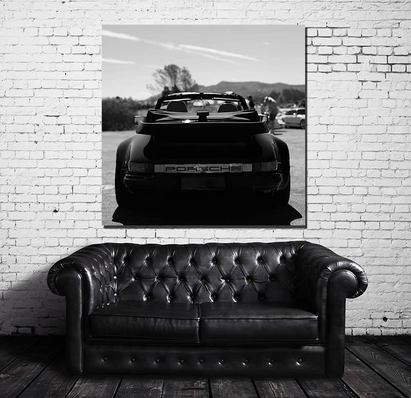 Walls Deco Photographs Porsche 964
