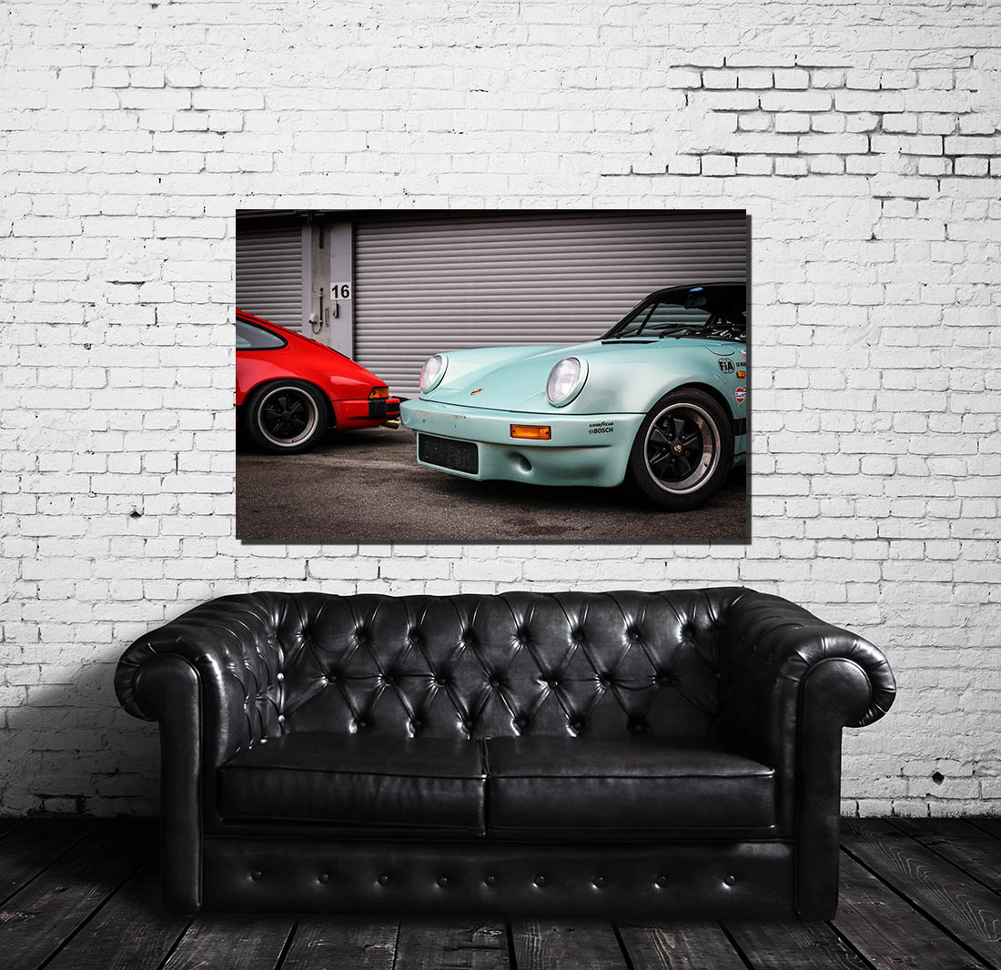 Walls Decoration Porsche