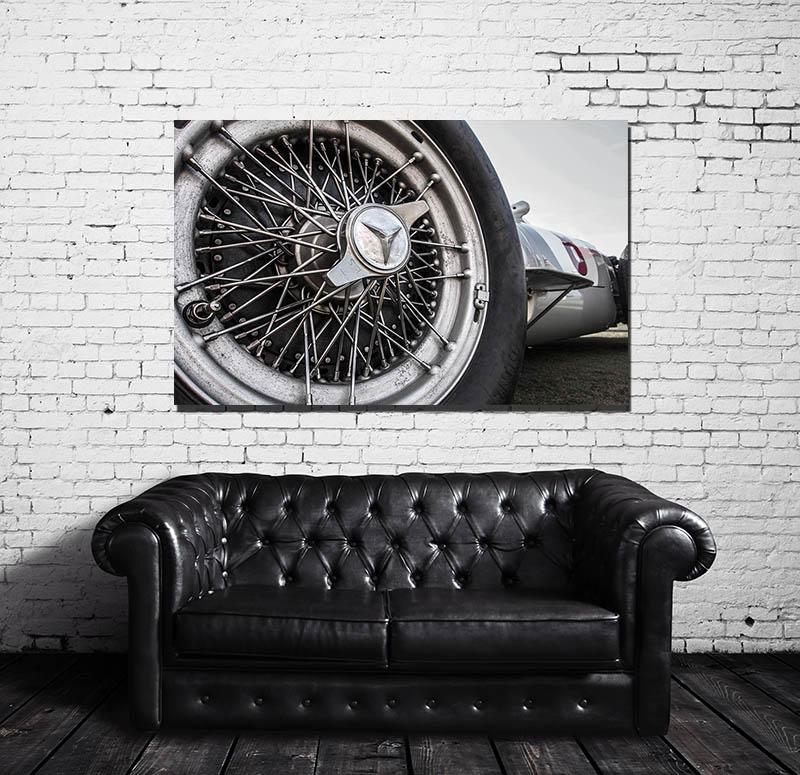 Walls Photographs Mercedes W165
