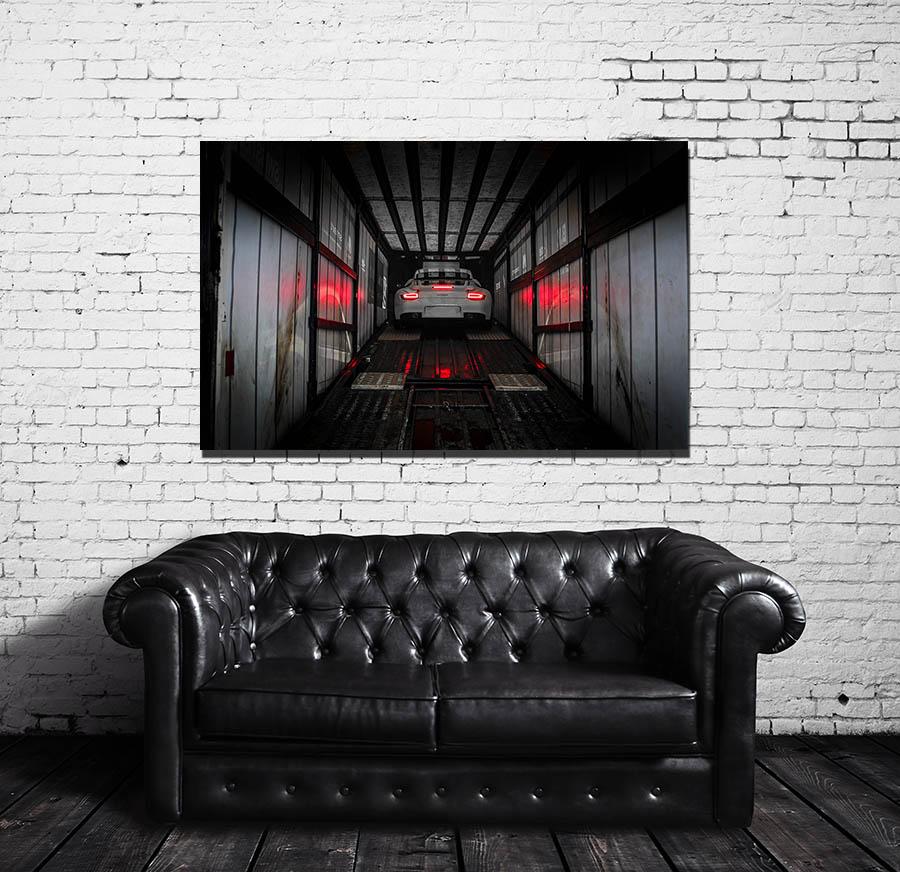 Wall Photographs Porsche GT2 RS