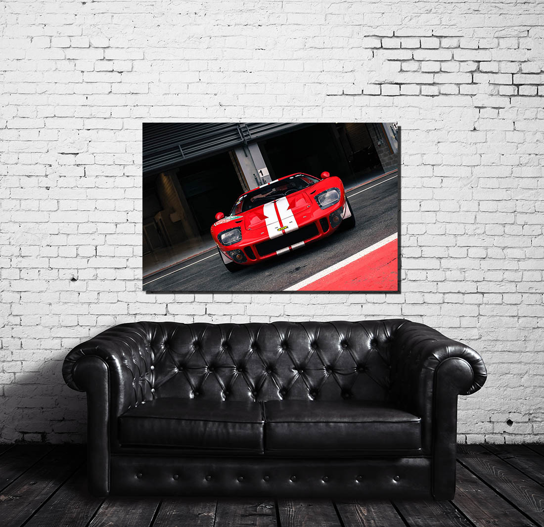 Walls Photos Ford GT40