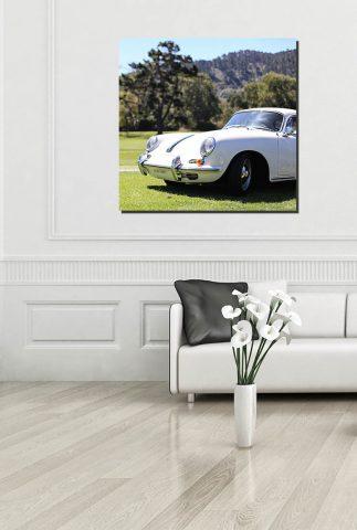 Porsche 356 Coupe Framed Prints