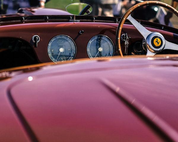 225 S Ferrari Spyder Photograph
