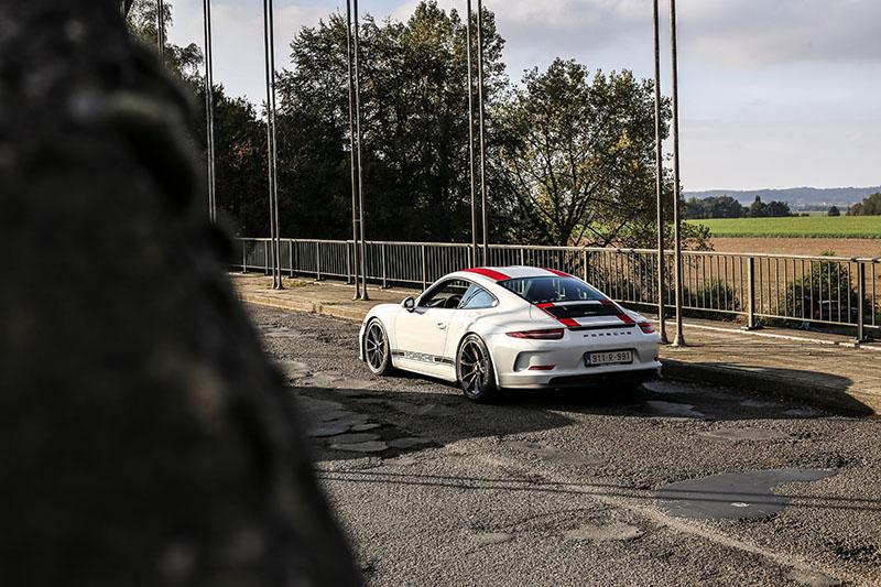 911 R Porsche Photograph