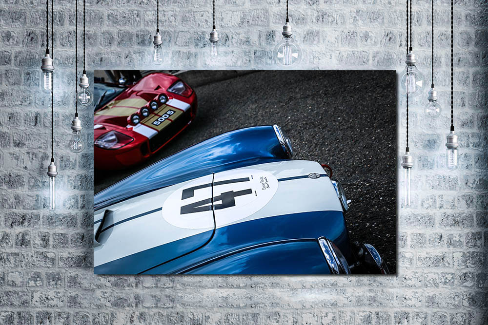 AC Cobra Wall Prints