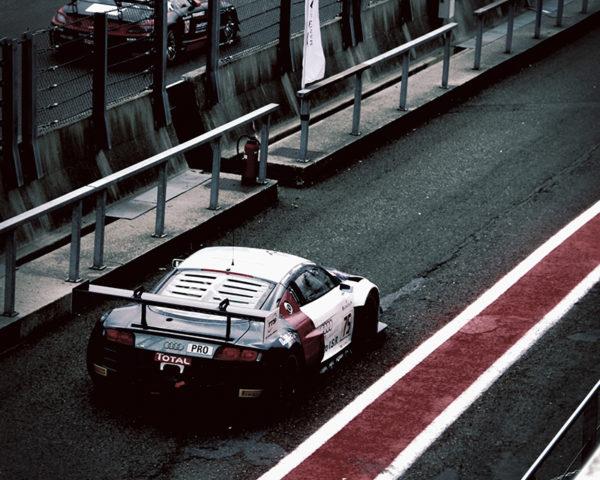 Audi R8 & SLS