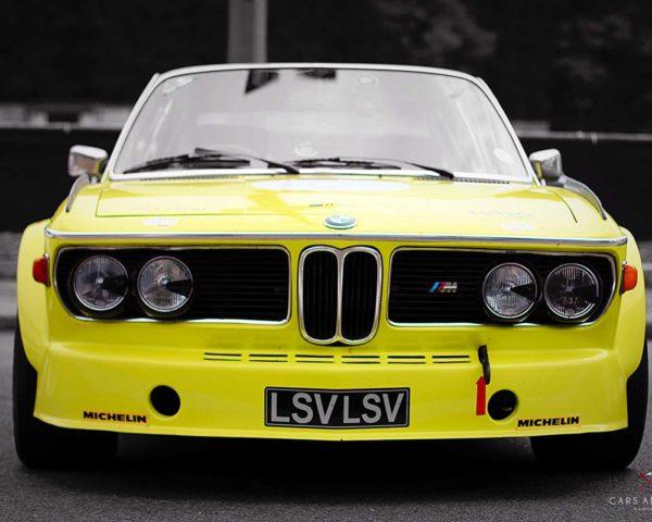 BMW Car photo on Canvas