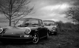 Porsche Targa – Origin and History