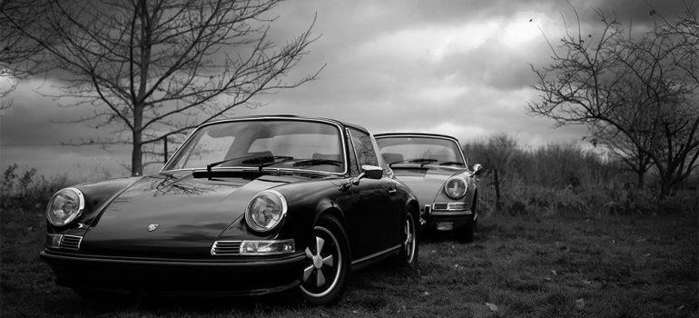 Cars and Roses Targa Shadow