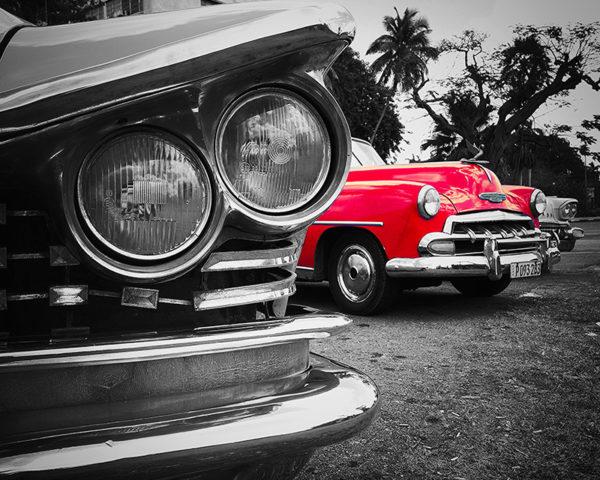 Car Canvas Cuba