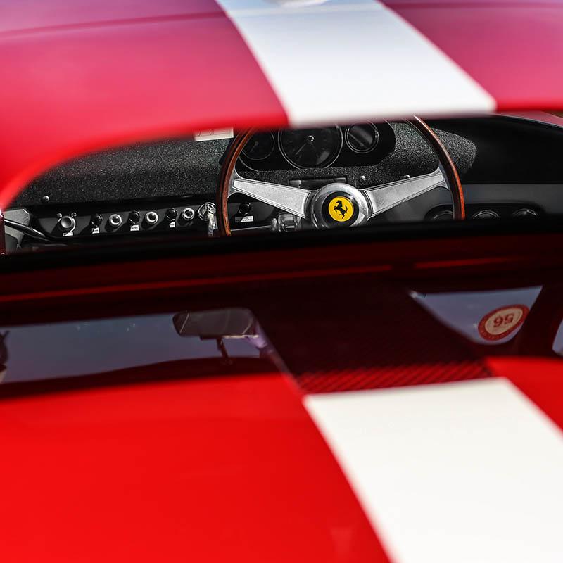 Car Print Ferrari Dino