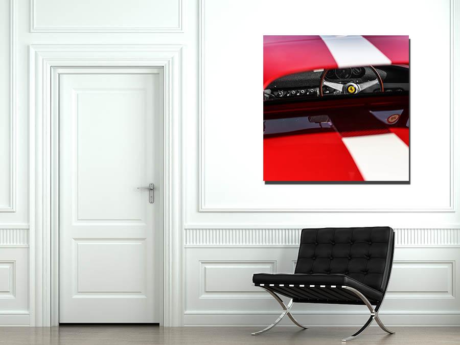 Cars Prints Ferrari Dino