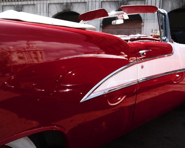 Cuban Cars Art