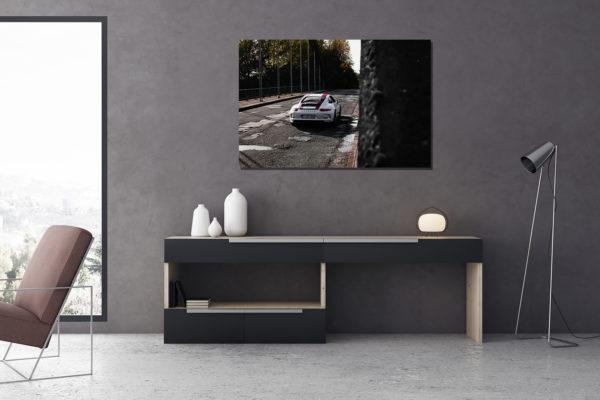 Home Decor Porsche Wall Art