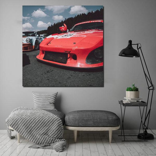 Porsche 935 Photograph home decor