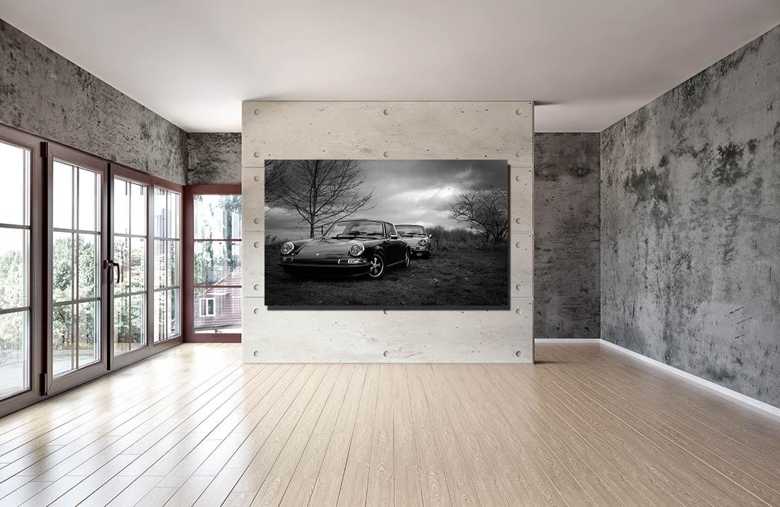 Decorative Photographs Porsche Classic
