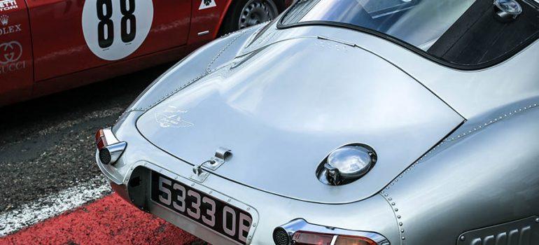E-Type Jaguar, The Lovely British