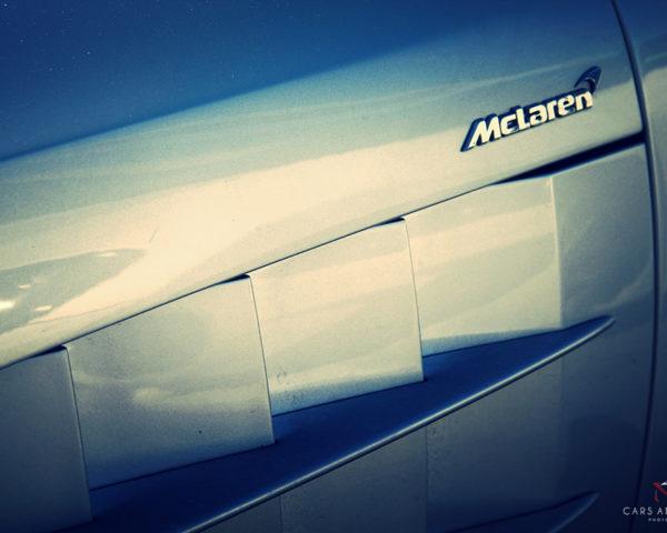 McLaren Air Intake