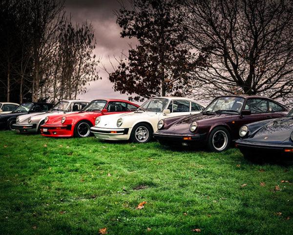 Modern Wall Photo Porsche