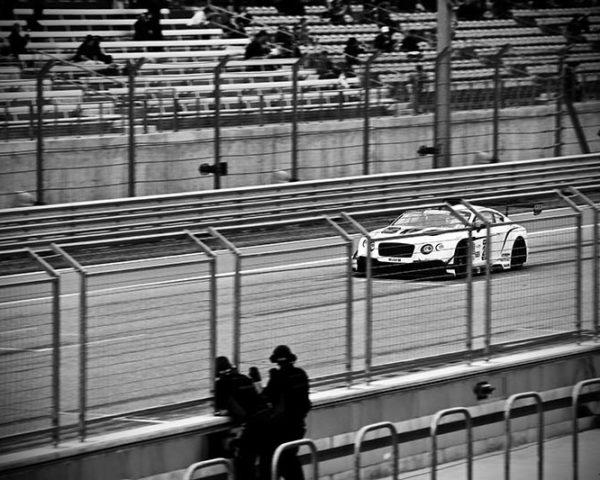 Modern Wall Print Race Car