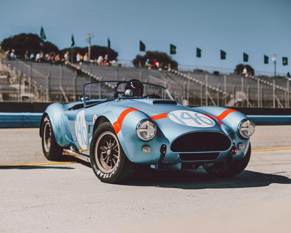 AC Cobra Photograph