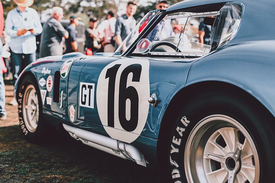 Ford Shelby Daytona Photo
