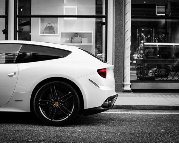 Photo Print Ferrari FF