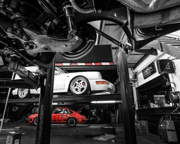 Photograph 993 3.8 Carrera RS Porsche