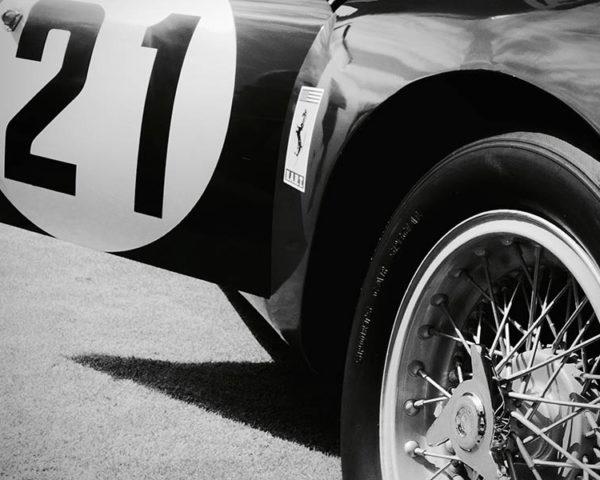 Photograph Ferrari 250 LM Print