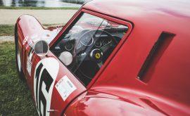 A bit of history on the Ferrari 250 GTO