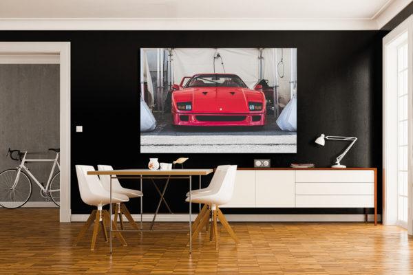 Ferrari F40 Photographs