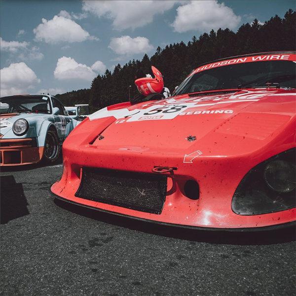 Porsche 935 Photograph