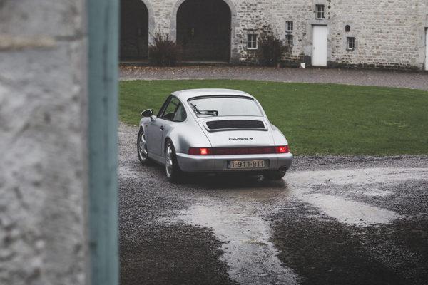 Porsche 964 Carrera 4 Photographs