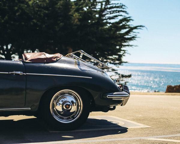 Porsche 356 Photograph