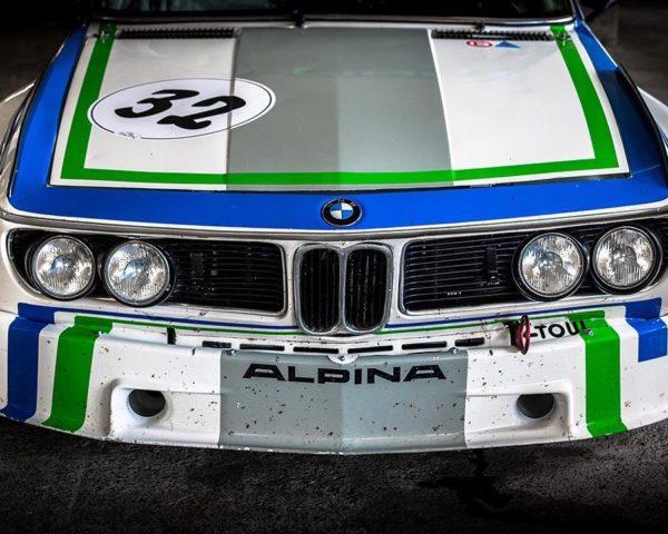 BMW 3.0 CSL Photograph