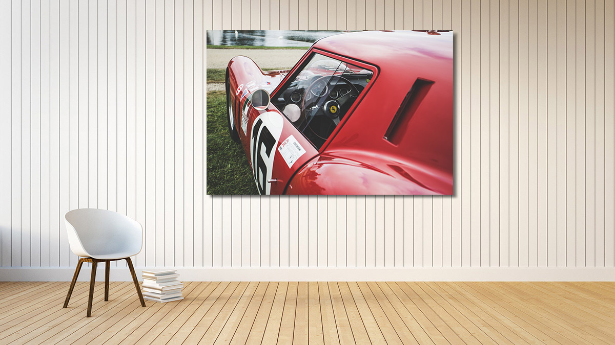Ferrari 250 GTO Photographs