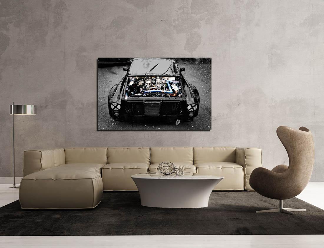 Photographs Engine Jaguar XJ