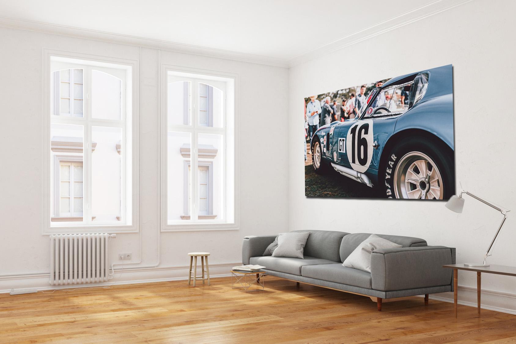 Ford Shelby Daytona Photos