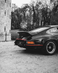 Old Carrera RS Photograph