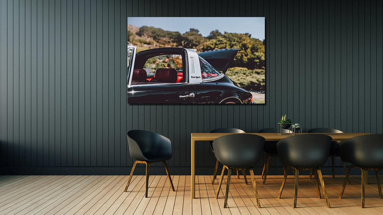Porsche Targa Photographs