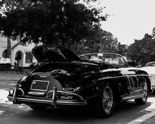 Porsche 356 Print