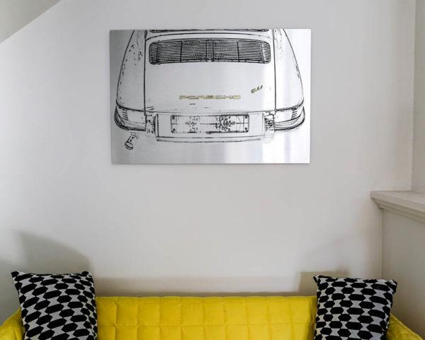 Porsche 911 Classic Art Print