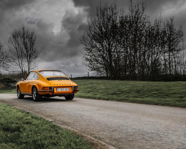 Porsche 911 Wall Print